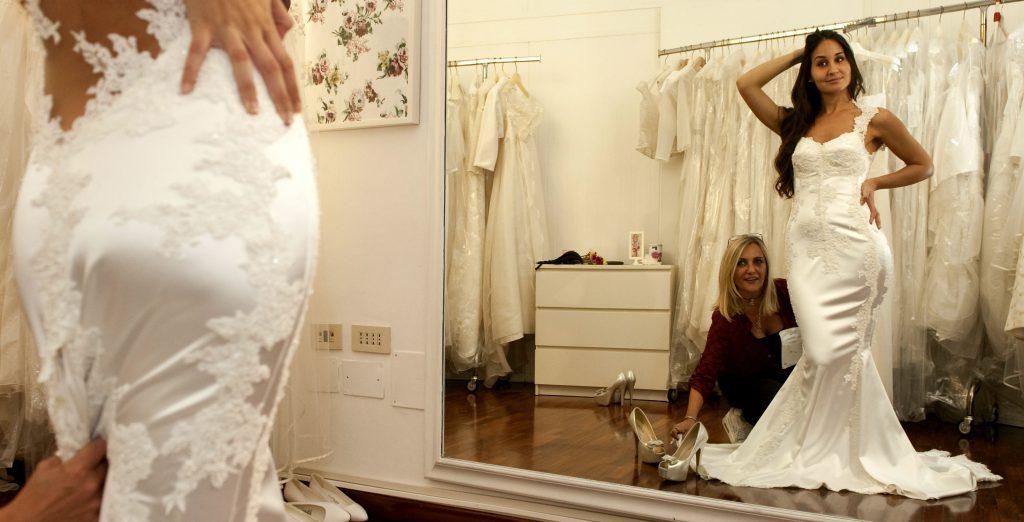 200 Abiti sempre pronti in Atelier Sposa a Napoli