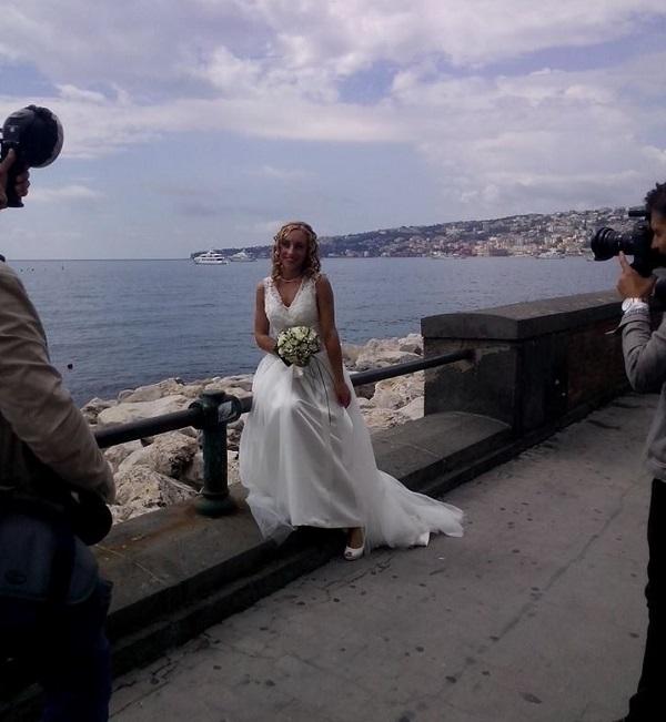 Rosaria Ateleba Sposa Napoli