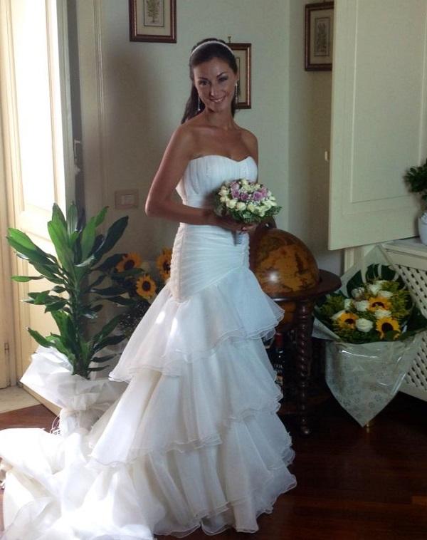 Valeria Ateleba Sposa Napoli