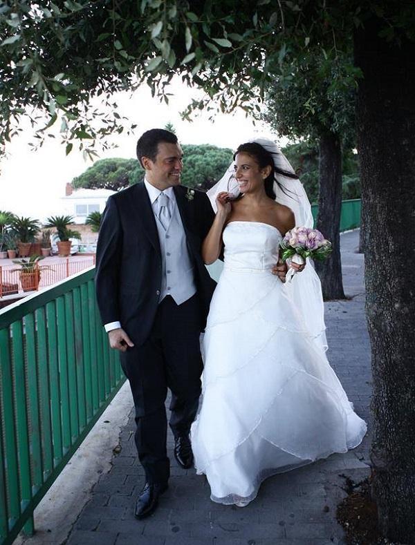 Vyssia ed Emiliano Ateleba Sposa Napoli