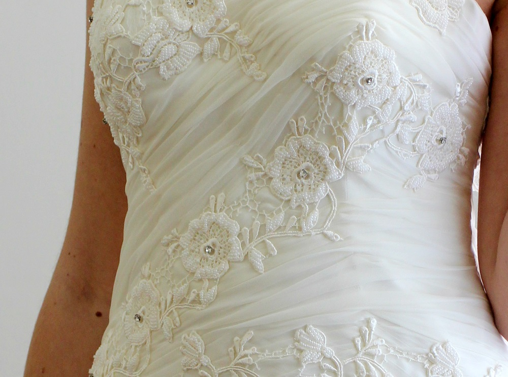 abiti da sposa semplici perchè semplice è meglio