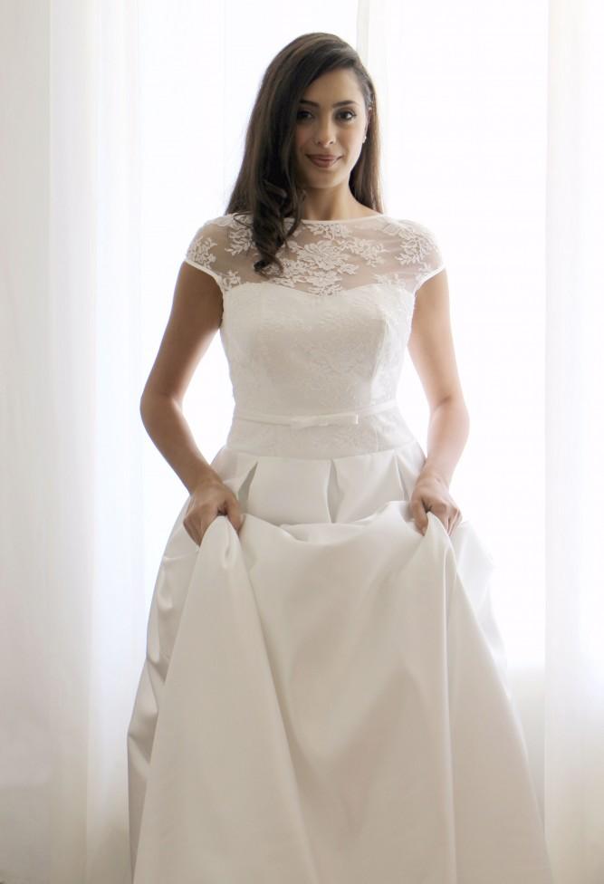 abiti da sposa 2017 Ateleba sposa Napoli - 11