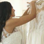 Come ho scelto il mio abito da sposa. Federica racconta.