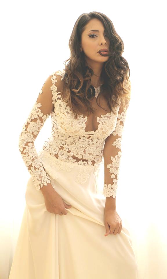 abito da sposa a sirena 2016