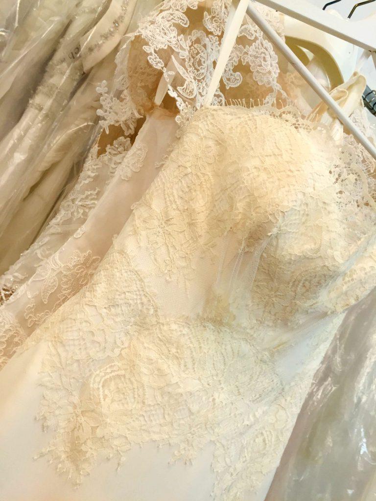 Quanto tempo prima si sceglie l'abito da sposa ?