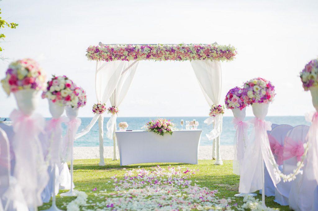 Matrimonio in Spiaggia a Napoli