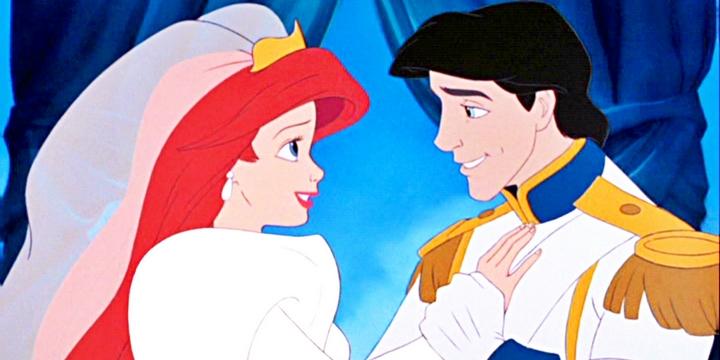 Il matrimonio di Ariel la sirenetta