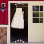 l'abito da sposa corto