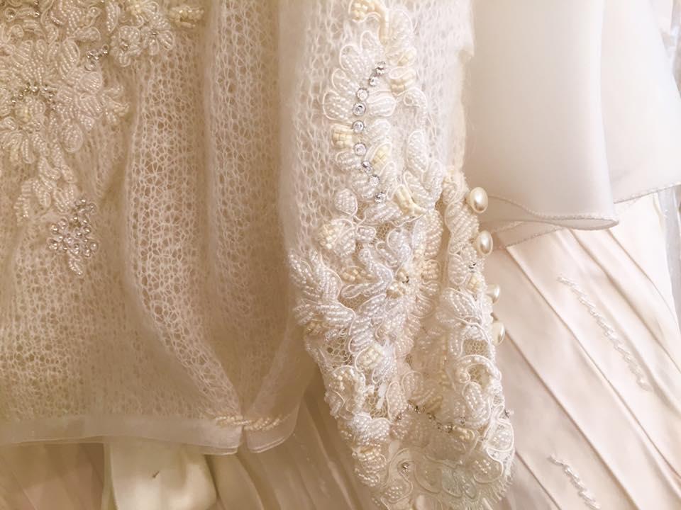 Accessori per una sposa invernale