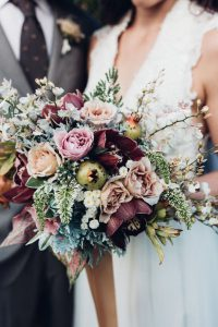bouquet sposa autunno